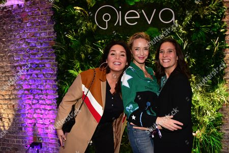 Lola Dewaere, Helene de Fougerolles, Julie De Bona