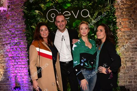 Editorial image of 'Ieva' boutique pop up store opening, Paris, France - 31 Jan 2019