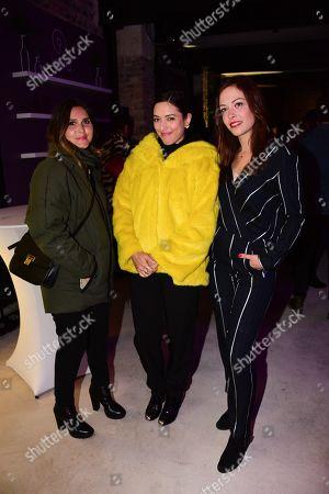 Joyce Jonathan, Vanessa Guide, Dounia Coesens
