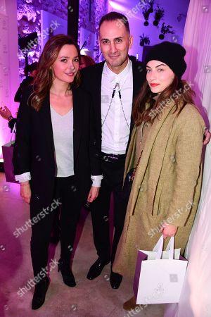 Sandrine Quetier, Jean Michel Karam, Paloma Coquant