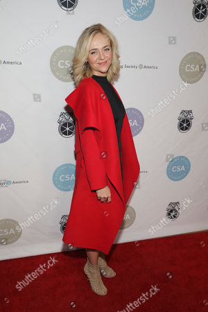 Editorial photo of Artios Awards, New York, USA - 31 Jan 2019