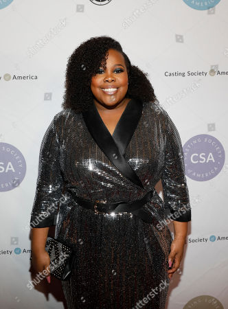Stock Photo of Amber Riley