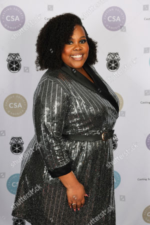 Stock Picture of Amber Riley