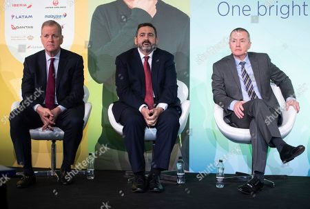 Editorial picture of 20th Anniversary of One World Alliance, London, United Kingdom - 01 Feb 2019