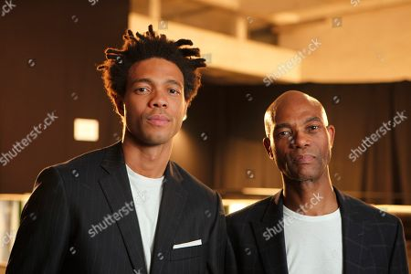 Joe Casely-Hayford and Charles Casely-Hayford
