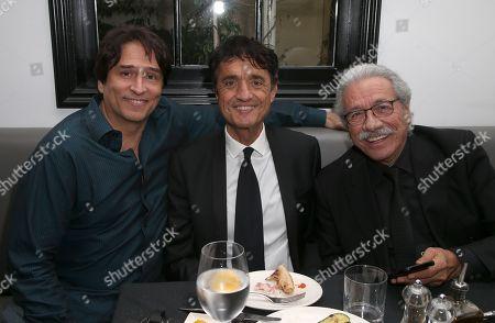 Vincent Spano, Giulio Base, Edward James Olmes