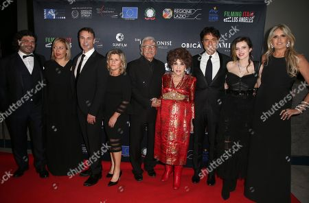 Raoul Bova, Tiziana Rocca, Edward James Olmes, Gina Lollobrigida, Bella Thorne, Giulio Base, Valeria Rumori