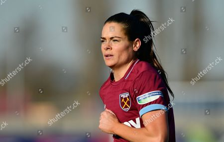 Claire Rafferty of West Ham Women