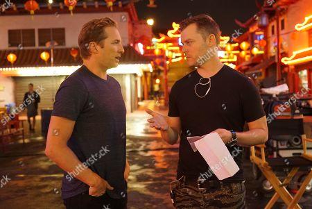 Ryan Hansen and Rawson Thurber Director