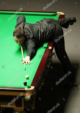 Editorial image of Snooker German Open 2019, Berlin, Germany - 01 Feb 2019