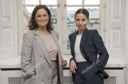 Editorial picture of 'Britt-Marie Was Here' film photocall, Stockholm, Sweden - 21 Jan 2019