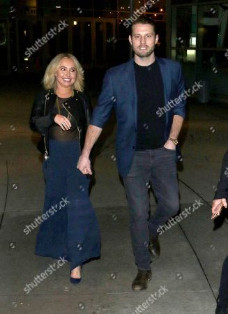 Editorial photo of Celebrities out and about, Los Angeles, USA - 31 Jan 2019