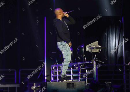Editorial picture of Bud Light Super Bowl Music Fest EA SPORTS BOWL ? Show, Atlanta, USA - 31 Jan 2019