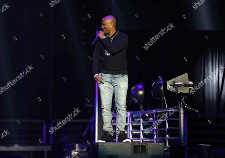 Editorial image of Bud Light Super Bowl Music Fest EA SPORTS BOWL ? Show, Atlanta, USA - 31 Jan 2019