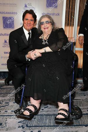 Rob Marshall and Marjo Bernay