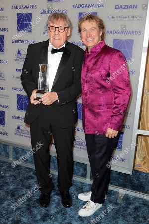 William F. Matthews - Lifetime Achievement Award Honoree and Nelson Coates