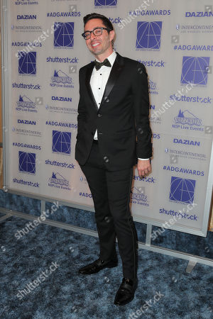 Editorial photo of 23rd Annual Art Directors Guild Awards, Backstage, InterContinental Downtown, Los Angeles, USA - 02 Feb 2019