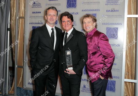 Sean Bailey, Rob Marshall - Cinematic Imagery Award Recipient and Nelson Coates