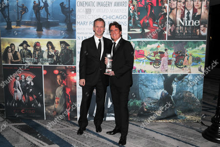 Sean Bailey and Rob Marshall - Cinematic Imagery Award Recipient