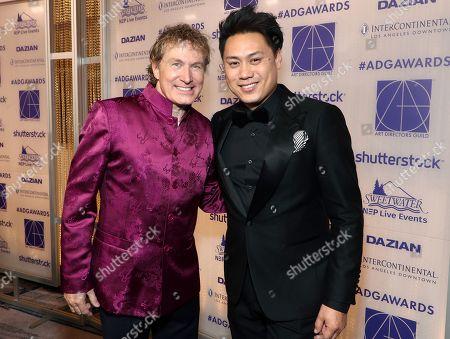 Nelson Coates and Jon M. Chu