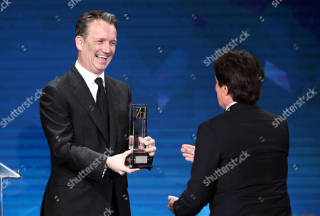 Rob Marshall - Cinematic Imagery Award Recipient - Presented by Sean Bailey