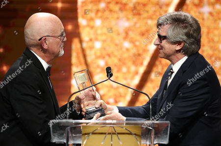 Ed Verreau - Lifetime Achievement Honoree - Presented by Rick Carter