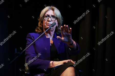 Stock Picture of Mary McAleese, former President of Ireland