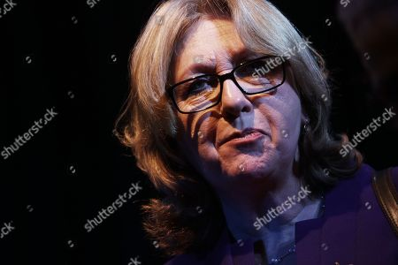 Stock Photo of Mary McAleese, former President of Ireland
