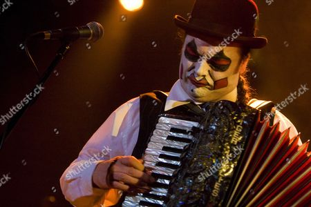 The Tiger Lillies - Martyn Jacques