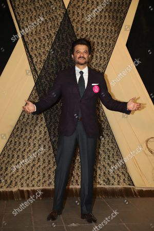 Bollywood actor Anil Kapoor