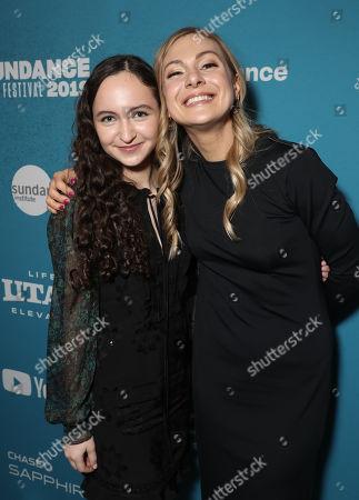 Ashley Brooke and Writer Lucy Alibar