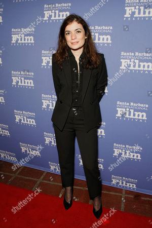 Editorial photo of 34th Annual Santa Barbara International Film Festival, Arrivals, USA - 01 Feb 2019