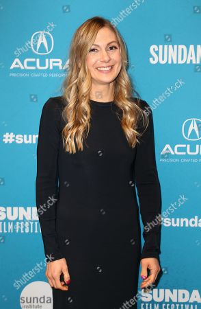 Lucy Alibar arrives for the premiere of the film 'Troop Zero' at the 2019 Sundance Film Festival in Park City, Utah, USA, 01 February 2019. The festival runs from 24 January to 02 February 2019.