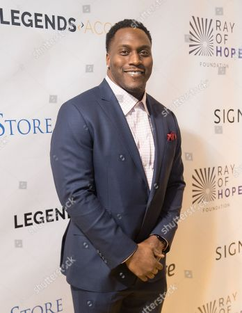 Stock Photo of Takeo Spikes