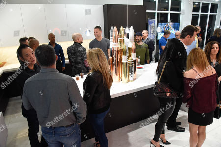 Atmosphere - with Rubem Robierb artwork center.