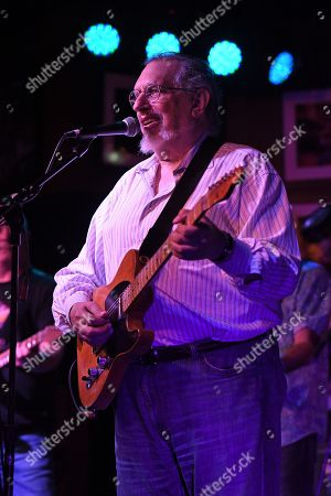 Editorial picture of David Bromberg in concert at The Funky Biscuit, Boca Raton, USA - 01 Feb 2019