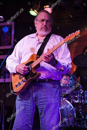 Editorial photo of David Bromberg in concert at The Funky Biscuit, Boca Raton, USA - 01 Feb 2019