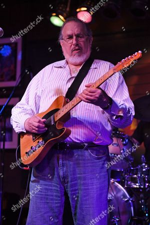 Editorial image of David Bromberg in concert at The Funky Biscuit, Boca Raton, USA - 01 Feb 2019