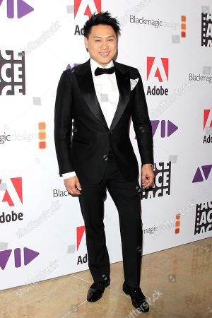 Jon M. Chu arrives for the 69th Annual ACE Eddie Awards at The Beverly Hilton Hotel in Beverly Hills, California, USA, 01 February 2019. The 69th Annual ACE Eddie Awards are presented by American Cinema Editors (ACE), the honorary society of film editors and the event recognizes the best editing of the year in 11 competitive categories including film, television and documentaries and also hands out honorary awards including the Golden Eddie and two career achievement honors.