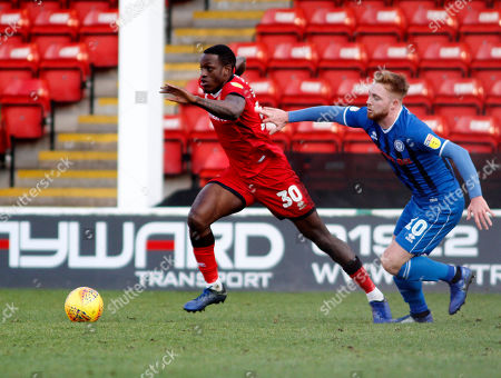 Editorial picture of Walsall v Rochdale, Sky Bet League One, Football, Bescot Stadium, Walsall, UK - 02 Feb 2019