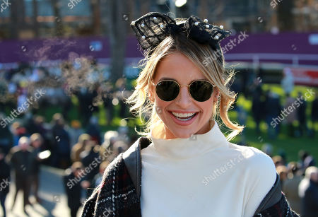 Vogue Williams at the Festival