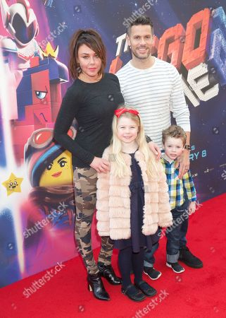 Editorial picture of 'The Lego Movie 2: The Second Part' film premiere, London, UK - 02 Feb 2019