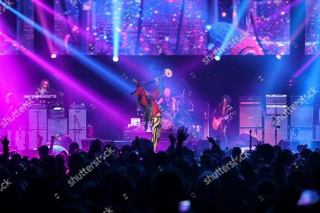Editorial photo of Bud Light Super Bowl Music Fest ? Day 2 ? Show, Atlanta, USA - 01 Feb 2019