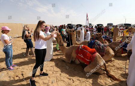 Editorial picture of Sultan Heritage Festival in Sweihan, Al Ain, United Arab Emirates - 02 Feb 2019
