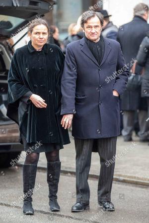 Richard Waldburg and wife Cynthia