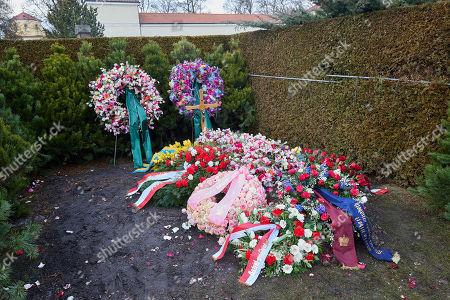 Grave of Maja of Schoenburg - Glauchau, North Cemetery