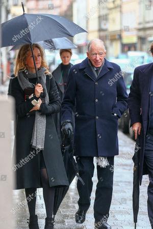 Stock Photo of Jacob Rothschild