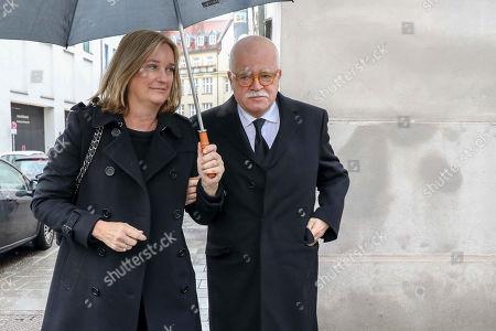 Dr. Peter Gauweiler and Eva Gauweiler
