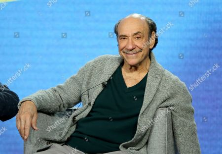 F. Murray Abraham participates in the American Masters Series 'Terrence McNAlly: Every Act of Life' panel during the PBS presentation at the Television Critics Association Winter Press Tour at The Langham Huntington, in Pasadena, Calif