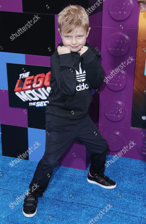 Editorial image of 'The Lego Movie 2: The Second Part' Film Premiere, Arrivals, Regency Village Theatre, Los Angeles, USA - 02 Feb 2019
